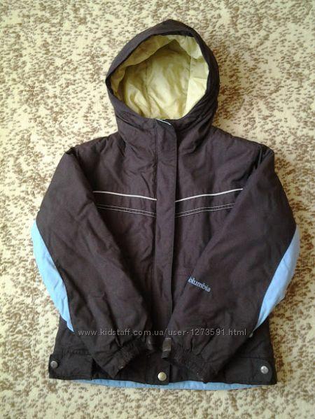 Термо куртка Columbia для мальчика 7-8 лет