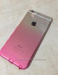Продам силиконовый чехол на iPhone 6, 6S