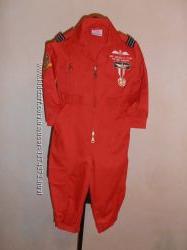 Карнавальный костюм  летчика, офицера.