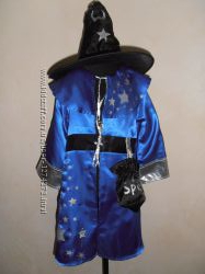 Карнавальный костюм волшебника, чародея.