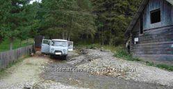 Доставка минеральной воды натуральная, свежая, природная из Карпат