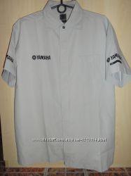 Мужская рубашка тениска Yamaha