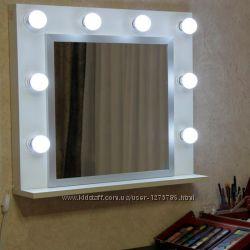 гримерное зеркало ireny 70х60см
