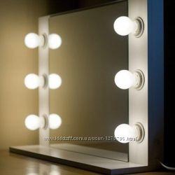 Гримерное зеркало alex 80x60см