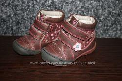 Деми ботинки на девочку 22 размер