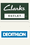 Заказ одягу та взуття з Decathlon та CLARKS  в Англії