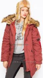 Куртка женская ALTITUDE W PARKA Альфа Индастриз Alpha industries Альтитуде