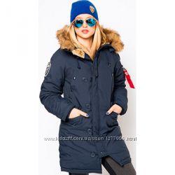 Женская куртка ALTITUDE Womens PARKA Alpha Industries