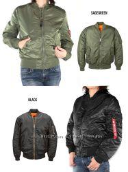 ������ ������� MA-1 W flight jacket Alpha Industries