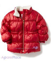 OldNavy Куртка красная, Red