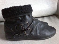 ботинки деми 38размер