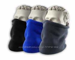 Флисовый баф, шарф, шапка, хомут, снуд, горловик