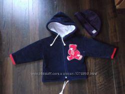 Пакет одягу для дівчинки6-18міс
