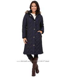 Пуховое брендовое пальто Anne Klein размер М