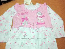 Пижамки из ИталииКомбинезон для девочки, Fagottinо, новая, Супер качество