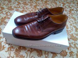 Мужские туфли Португалия кожа р. 43