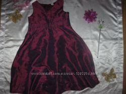 Нарядное, праздничное платье TU на 7 лет