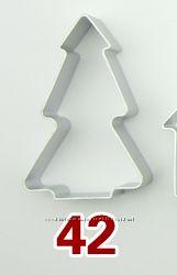 Формочки металлические для выпечки печенья Размер формочек - 5-7 см