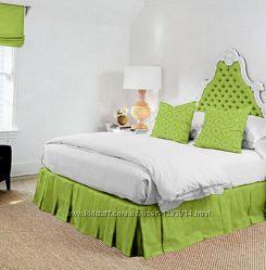 Предлагаем широкий выбор подзоров юбок для кроватей
