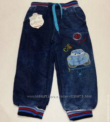 Утепленные джинсы на махре и с манжетами от 1 до 4 лет Турция