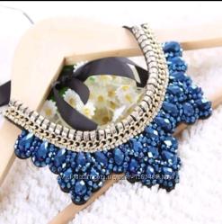 Ожерелье колье воротник под заказ
