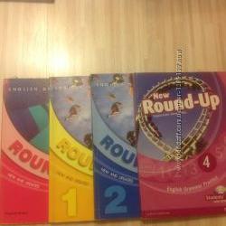 Round-up 1, 2 , 4 Longman