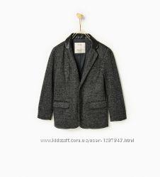 Стильный пиджак Zara для мальчика