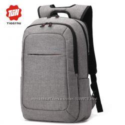 Рюкзак городской tigernu 3090 серый Объем 22 литра