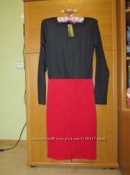 Новое стильное платье 46 разм, или С-М
