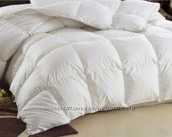 Одеяло пуховое ковдра пухова100 пух, 90 пух-10перо, производитель г. Сумы