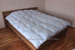 Одеяло пуховое ковдра пухова100 пух, 90 пух-10перо, производитель.