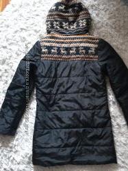 Клевая, брендовая куртка qed London, размер М