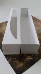 Коробка для пирожного и торта, Макарон