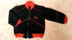 Кардиган, ветровка, пиджак на мальчика 3-6 лет