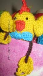 сувенир-игрушка петушок