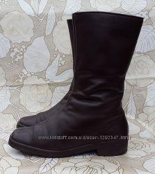 Кожаные зимние сапоги ботинки Salamander 40 р.