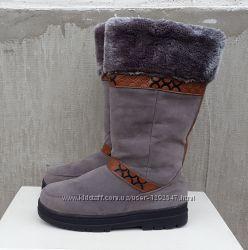 Зимние теплые ботинки сапоги угги 38 р.