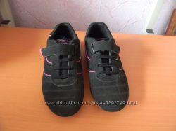 Кожаные кроссовки Lonsdale 32 размер