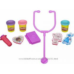 Пластилин Play-Doh Доктор Плюшева. Doctor Kit