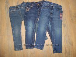 джинсы девочке 2-3 года