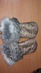 Продам Меховые перчатки