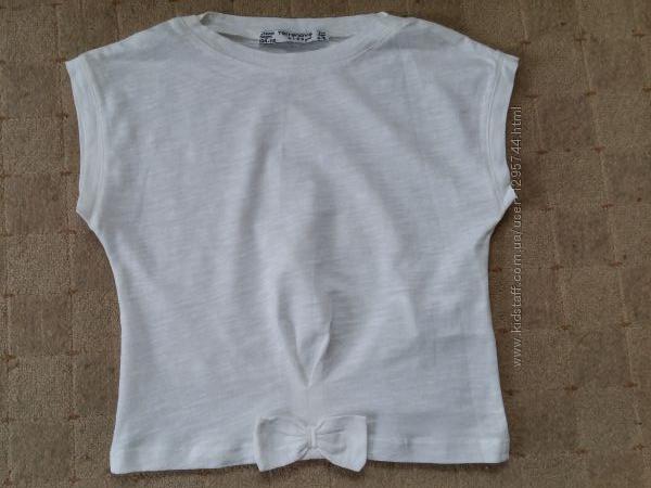 Фирменные футболки Chicco Ovs Terranova 4-6лет
