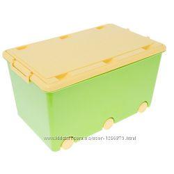 Ящик для игрушек Tega ik-008 Chomik Польша 203-815