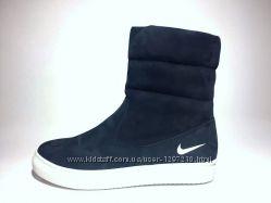 Полусапожки Nike Зимние Распродажа