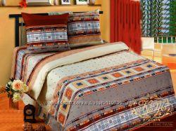 Комплект постельного белья  фланель