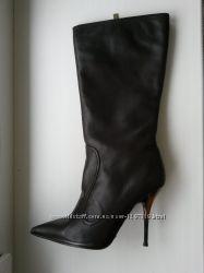 Сапоги кожаные Paolo Conte Италия размер39