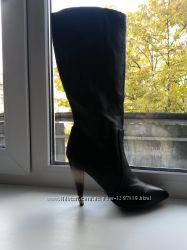 Сапоги итальянские кожаные Paolo Conte 40размер