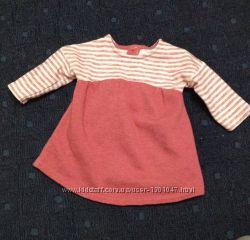 Платье для малышки 3-6 месяцев