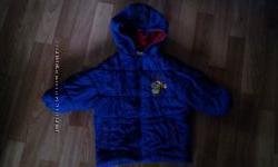 Демисезонная куртка р. 80-86