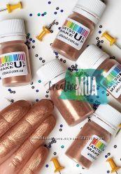Пигменты перламутровые для лица и тела Artsoul Makeup